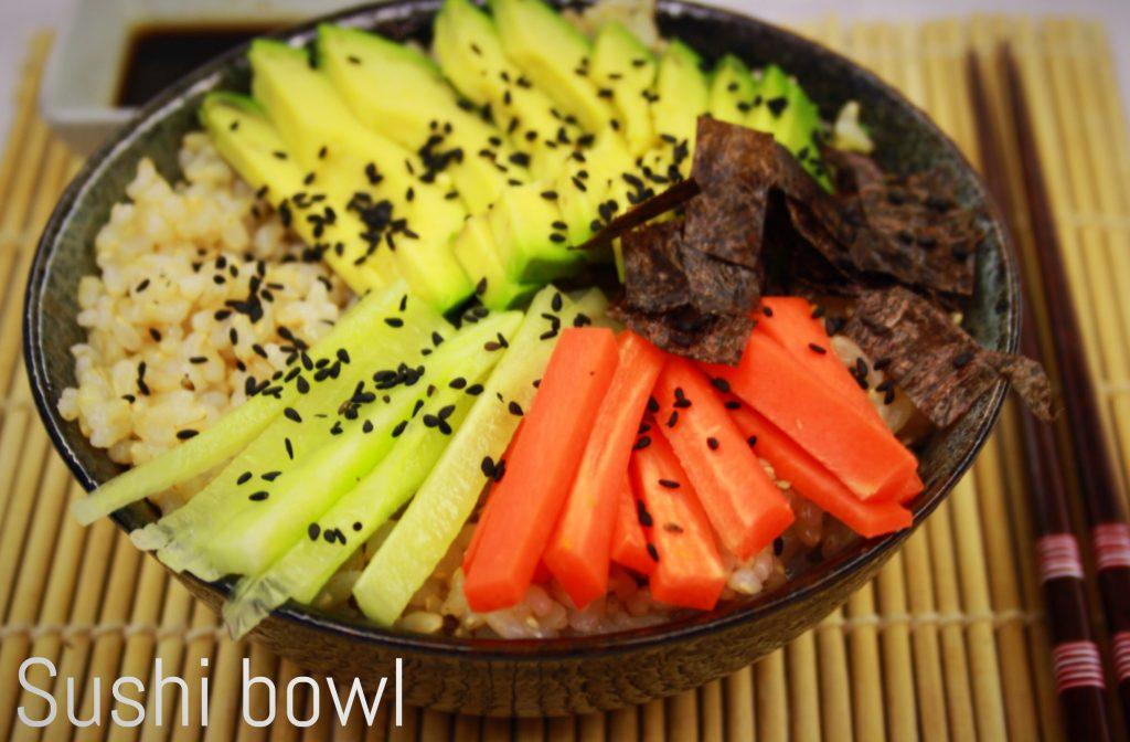 Sushi dieta si o no